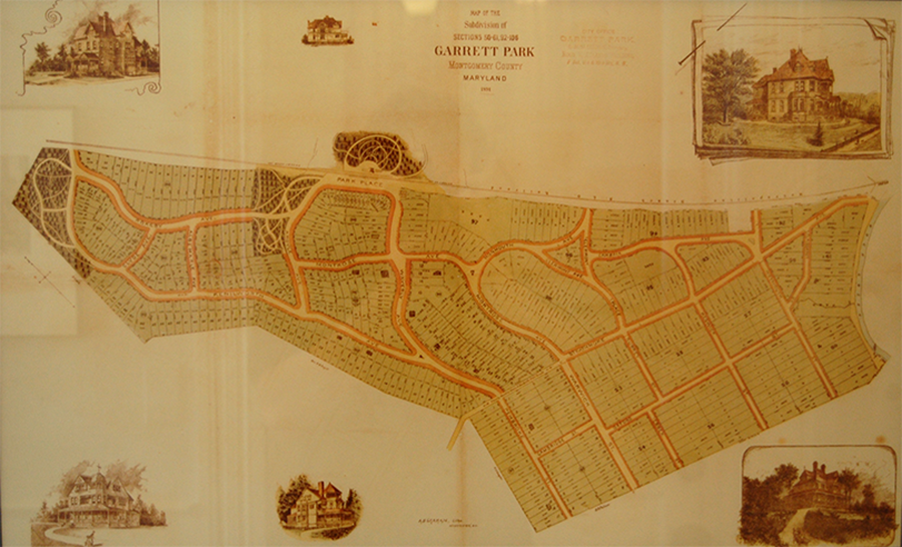 GP Map Penn Place